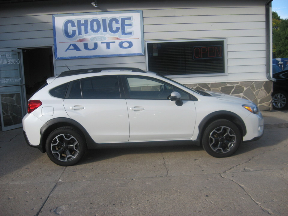 2015 Subaru XV Crosstrek  - Choice Auto