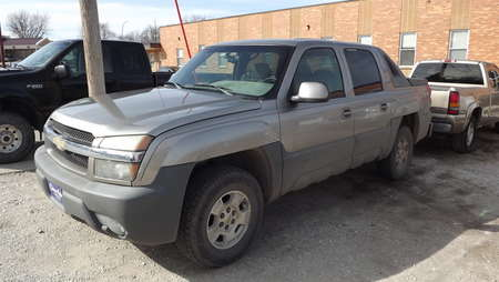 2002 Chevrolet Avalanche  for Sale  - 160406  - Choice Auto