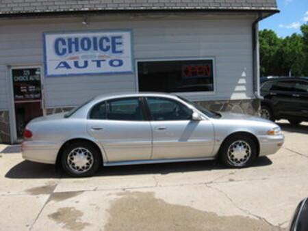 2004 Buick LeSabre Custom for Sale  - 160210  - Choice Auto