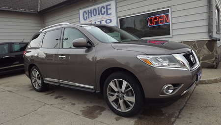 2014 Nissan Pathfinder Platinum for Sale  - 160425  - Choice Auto