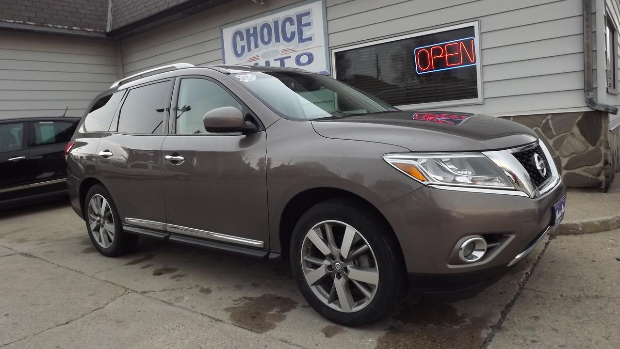 2014 Nissan Pathfinder  - Choice Auto