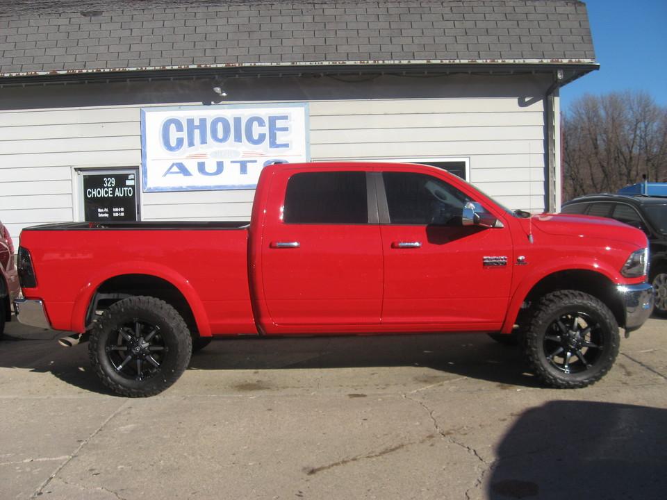 2012 Ram 2500  - Choice Auto