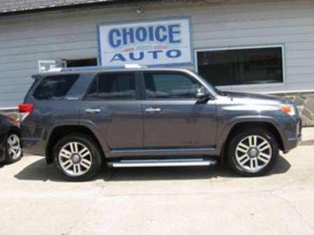 2013 Toyota 4Runner Limited for Sale  - 160225  - Choice Auto