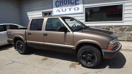 2002 Chevrolet S10 LS for Sale  - 160439  - Choice Auto