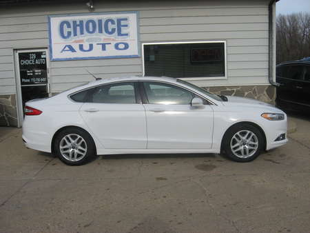2014 Ford Fusion SE for Sale  - 160346  - Choice Auto