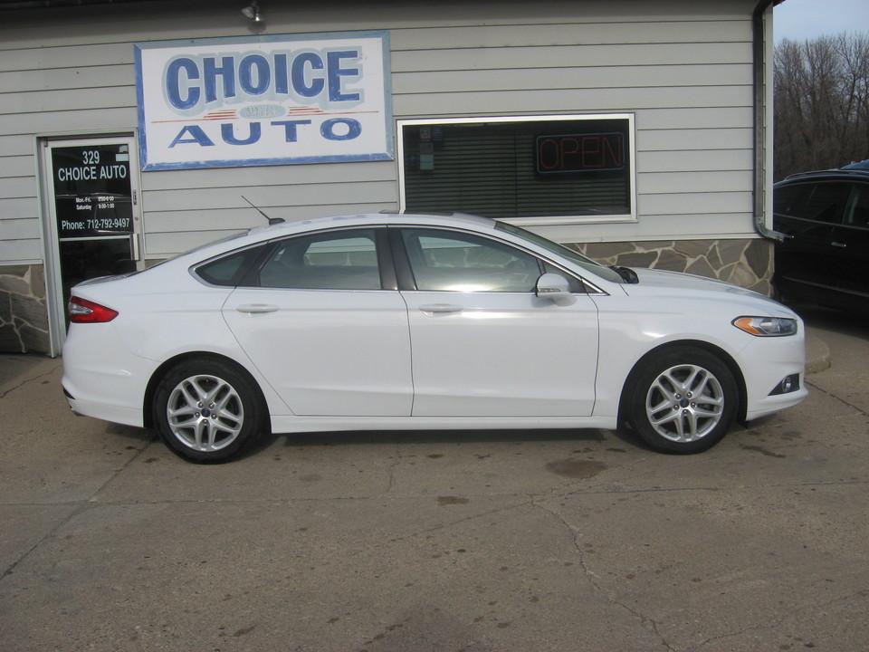 2014 Ford Fusion  - Choice Auto