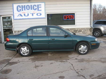 1998 Chevrolet Malibu  for Sale  - 160296  - Choice Auto