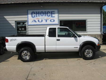 2002 Chevrolet S10 LS for Sale  - 160266  - Choice Auto