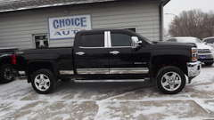 2015 Chevrolet Silverado 2500HD Built After Aug 14 LTZ