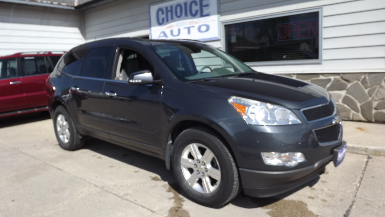 2011 Chevrolet Traverse  - Choice Auto