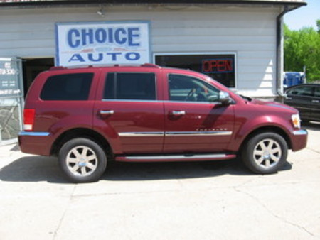 2009 Chrysler Aspen Limited for Sale  - 160108  - Choice Auto