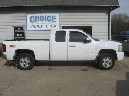 2007 Chevrolet Silverado 1500 LTZ for Sale  - 160340  - Choice Auto
