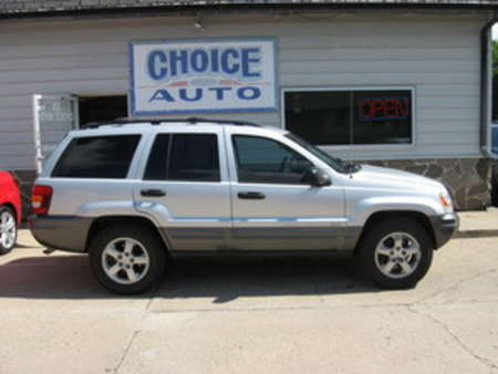 2004 Jeep Grand Cherokee Laredo for Sale  - 160243  - Choice Auto