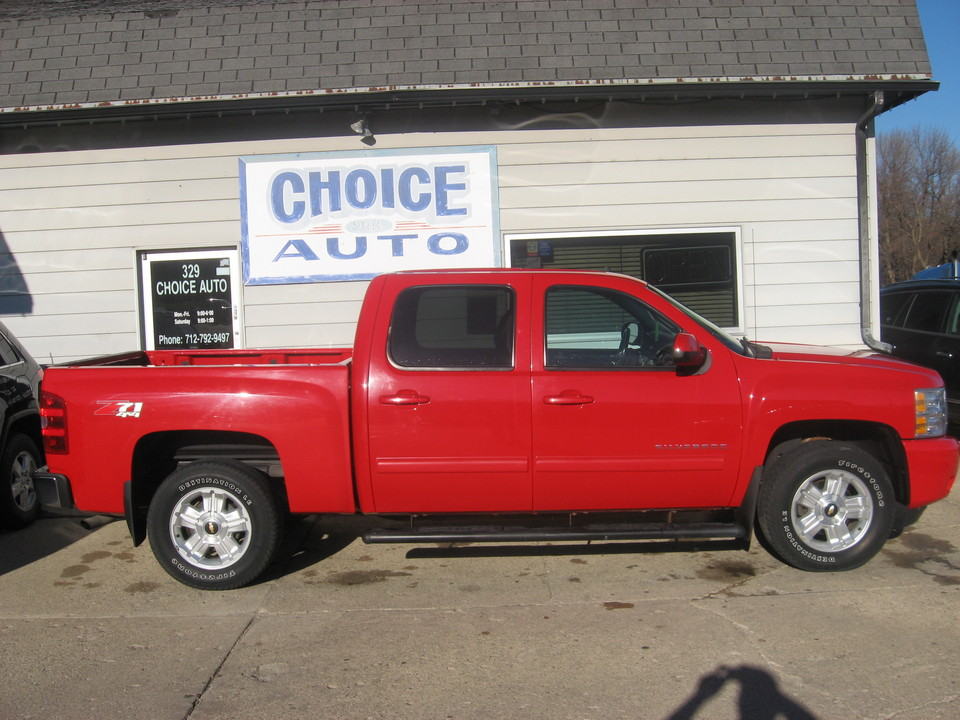 2011 Chevrolet Silverado 1500  - Choice Auto