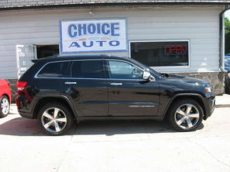 2014 Jeep Grand Cherokee Limited for Sale  - 160245  - Choice Auto