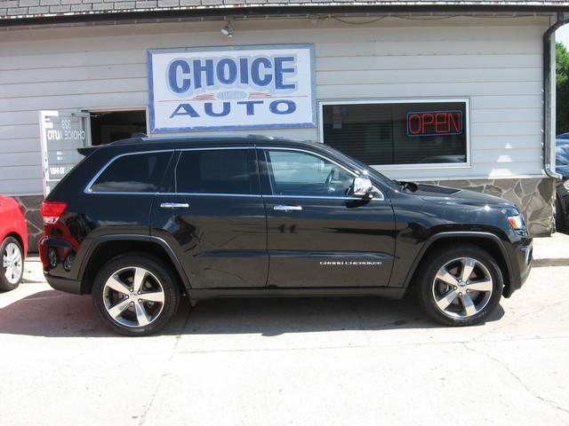 2014 Jeep Grand Cherokee  - Choice Auto