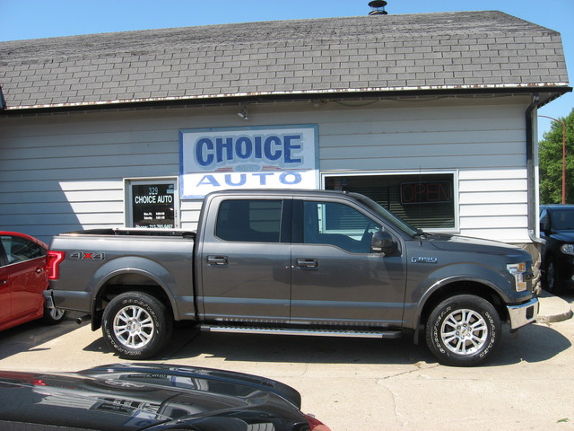 2015 Ford F-150  - Choice Auto