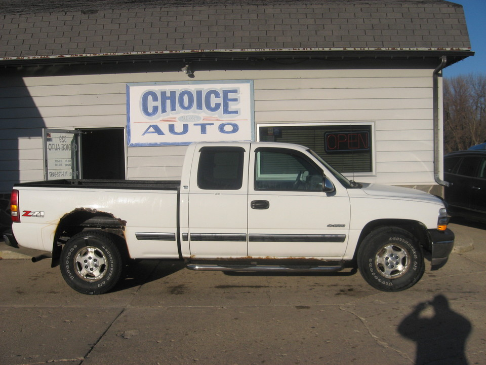 2002 Chevrolet Silverado 1500  - Choice Auto