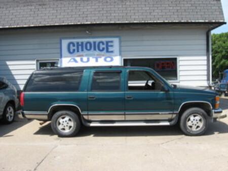 1995 Chevrolet Suburban  for Sale  - 160226  - Choice Auto