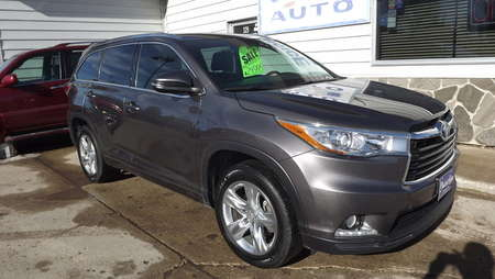 2014 Toyota Highlander Limited for Sale  - 160378  - Choice Auto