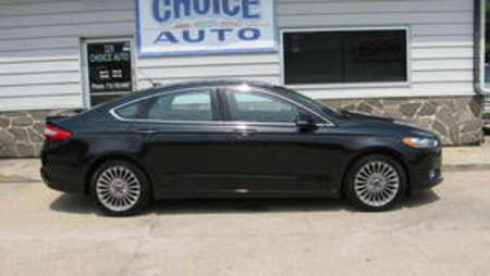 2014 Ford Fusion Titanium for Sale  - 160252  - Choice Auto