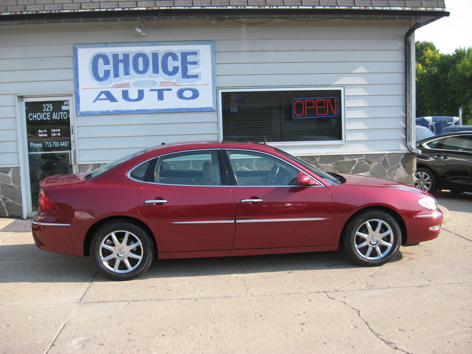 2005 Buick LaCrosse  - Choice Auto