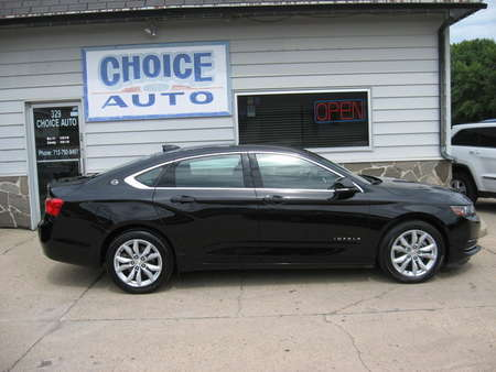 2016 Chevrolet Impala LT for Sale  - 160275  - Choice Auto