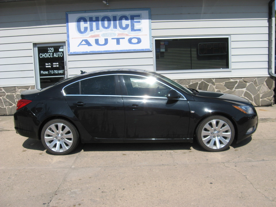 2011 Buick Regal  - Choice Auto