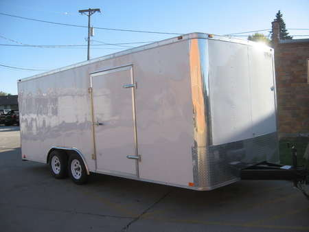 2017 Other Other 8' x 20' Enclosed Trailer for Sale  - 160324  - Choice Auto