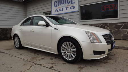 2011 Cadillac CTS Sedan Luxury for Sale  - 160401  - Choice Auto