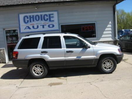 2004 Jeep Grand Cherokee Laredo for Sale  - 160199  - Choice Auto