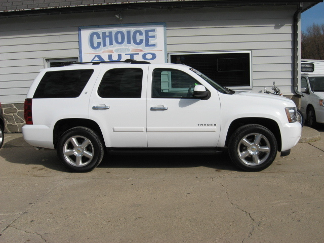 2009 chevrolet tahoe lt w 2lt stock 160071 carroll. Black Bedroom Furniture Sets. Home Design Ideas