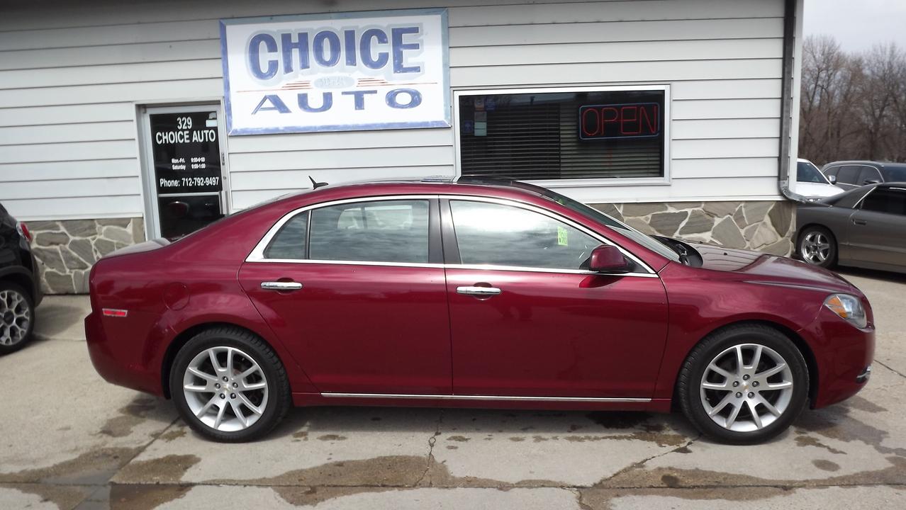 2011 Chevrolet Malibu  - Choice Auto