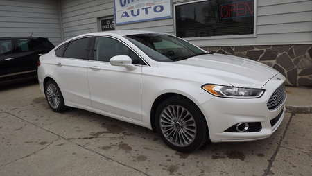 2014 Ford Fusion Titanium for Sale  - 160426  - Choice Auto