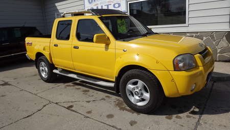 2001 Nissan Frontier 4WD SE for Sale  - 160416  - Choice Auto