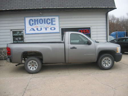 2007 Chevrolet Silverado 1500 Work Truck for Sale  - 160325  - Choice Auto