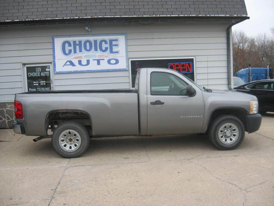 2007 Chevrolet Silverado 1500  - Choice Auto