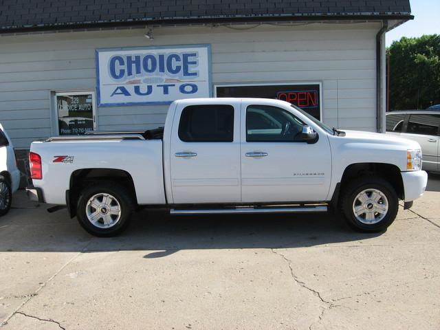 2013 Chevrolet Silverado 1500  - Choice Auto
