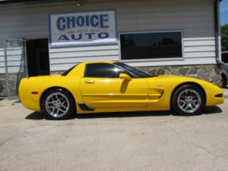 2003 Chevrolet Corvette Z06 for Sale  - 160202  - Choice Auto