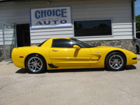 2003 Chevrolet Corvette Z06 for Sale  - 160202  - Choice Auto