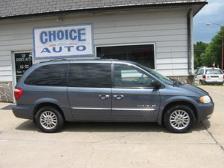 2001 Chrysler Town & Country Limited for Sale  - 160230  - Choice Auto