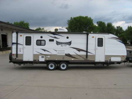 2015 Other Other 31' Wildwood by Forest River X-Lite M-253RLXL for Sale  - 160164  - Choice Auto