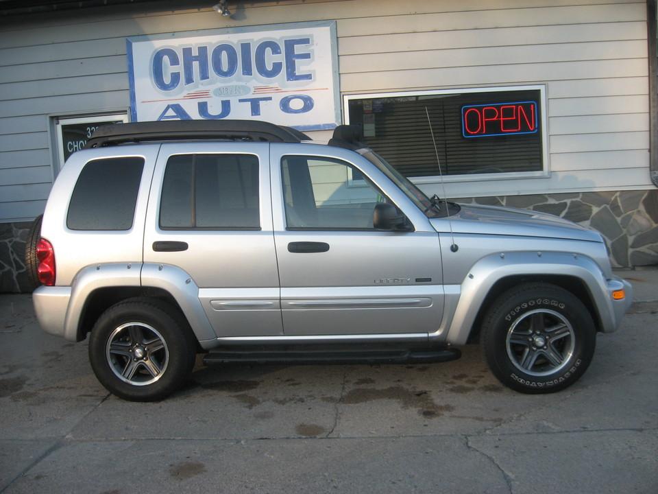 2003 Jeep Liberty  - Choice Auto