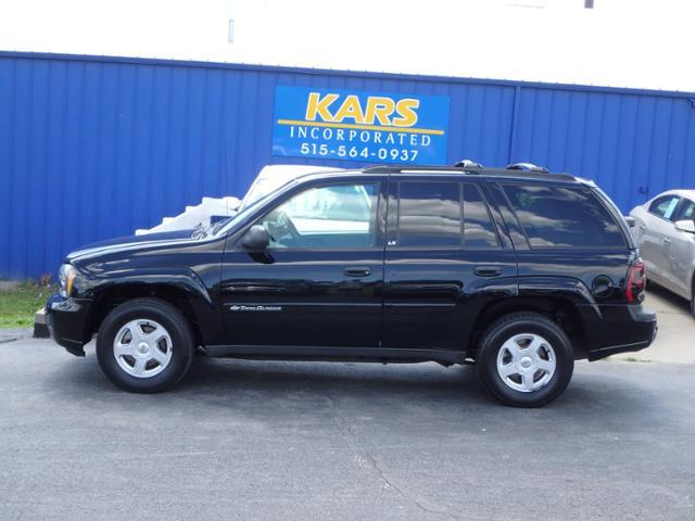 2002 Chevrolet TrailBlazer  - Kars Incorporated