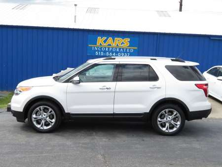 2014 Ford Explorer Limited 4WD for Sale  - E08934P  - Kars Incorporated