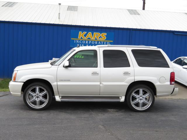 2005 Cadillac Escalade  - Kars Incorporated
