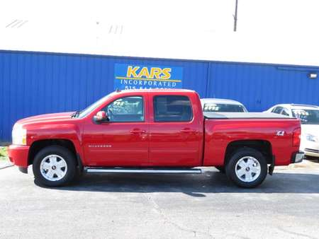 2010 Chevrolet Silverado 1500 LTZ 4WD Crew Cab for Sale  - A70246P  - Kars Incorporated