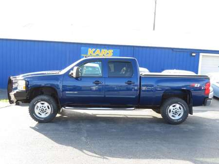 2013 Chevrolet Silverado 2500HD LT 4WD Crew Cab for Sale  - D17642P  - Kars Incorporated