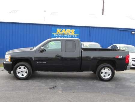 2010 Chevrolet Silverado 1500 LTZ 4WD Extended Cab for Sale  - A58566P  - Kars Incorporated
