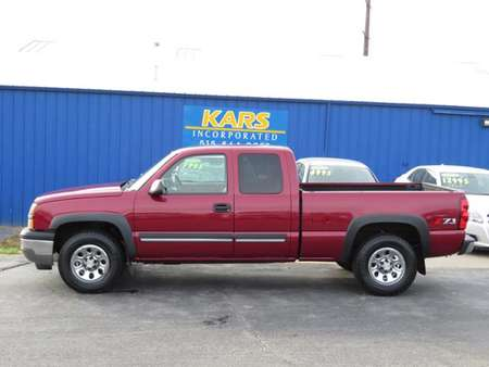 2005 Chevrolet Silverado 1500 Z71 4WD Extended Cab for Sale  - 526695P  - Kars Incorporated